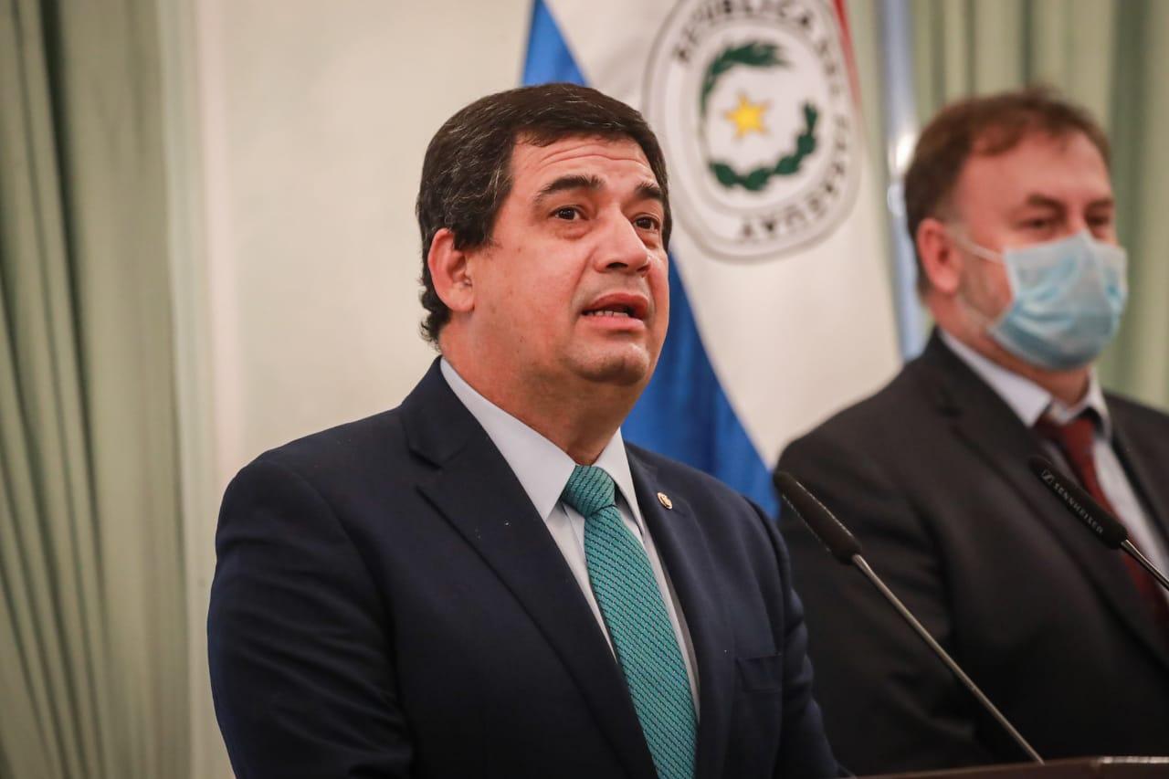 Vicepresidencia de la República :: Aceleran conformación de comisión  bicameral para reforma del Estado a pedido del Gobierno